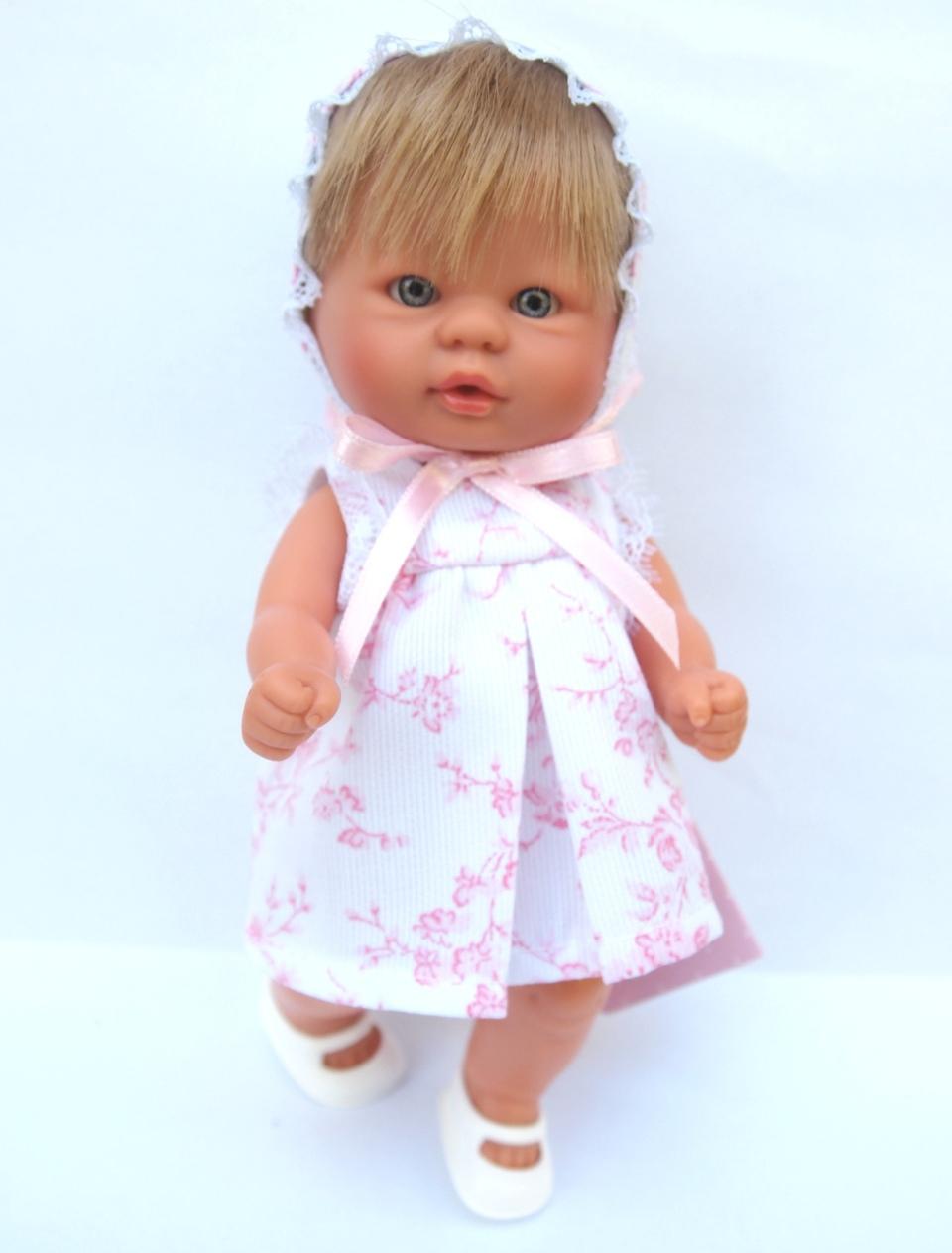 Кукла – Пупсик с челкой, 20 смКуклы ASI (Испания)<br>Кукла – Пупсик с челкой, 20 см<br>