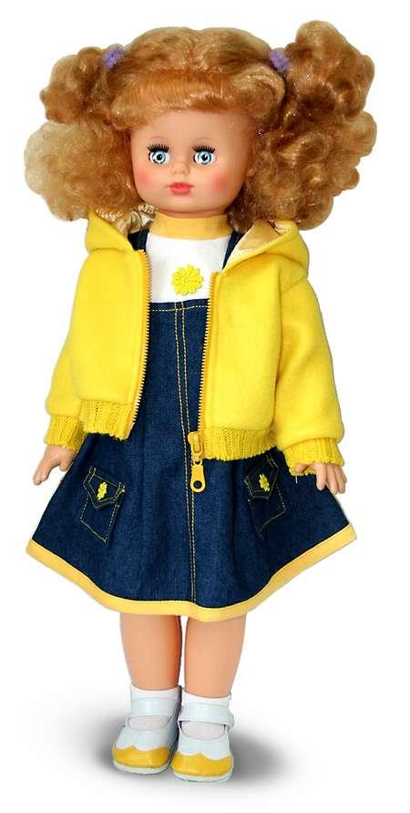 Ходячая кукла Алиса, озвученная, 55 см.Куклы и пупсы<br>Ходячая кукла Алиса, озвученная, 55 см.<br>
