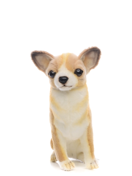 Мягкая игрушка - Собака породы Чихуахуа, 31 см.Собаки<br>Мягкая игрушка - Собака породы Чихуахуа, 31 см.<br>
