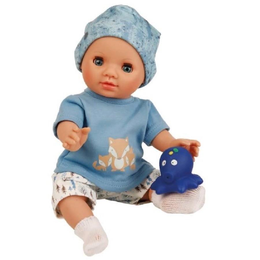 Купить Кукла виниловая водонепроницаемое тело, 30 см, Schildkroet