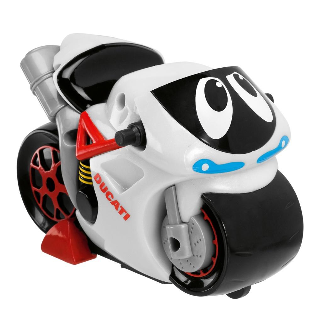 Турбо-мотоцикл «Ducati»Развивающие Игрушки Chicco<br>Турбо-мотоцикл «Ducati»<br>