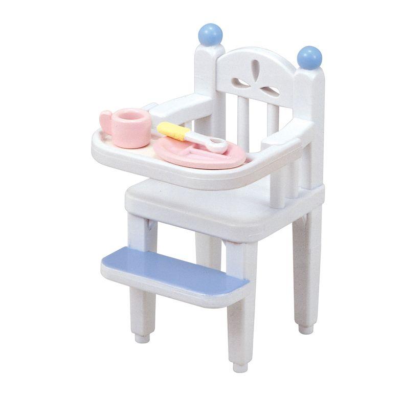 Набор Стульчик для кормления малыша из серии «Sylvanian Families»Мебель<br>Набор Стульчик для кормления малыша из серии «Sylvanian Families»<br>