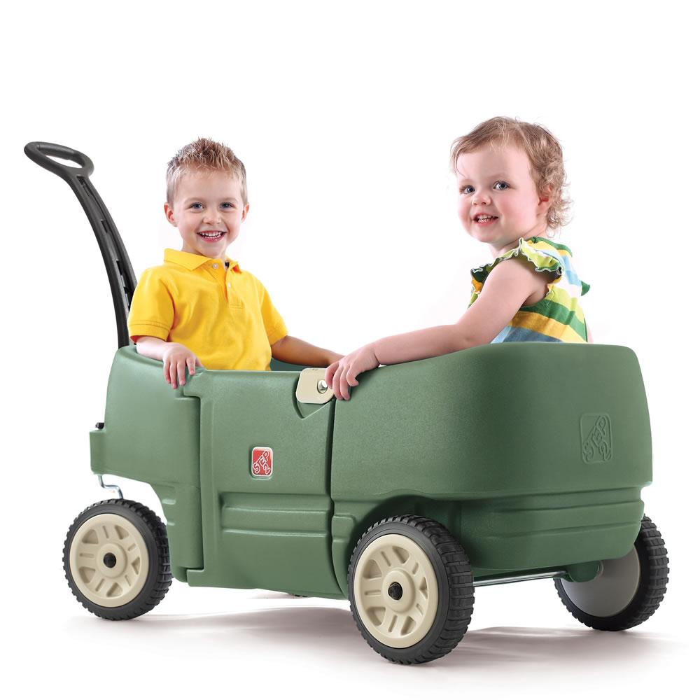 Каталка - Два плюсМашинки-каталки для детей<br>Каталка - Два плюс<br>