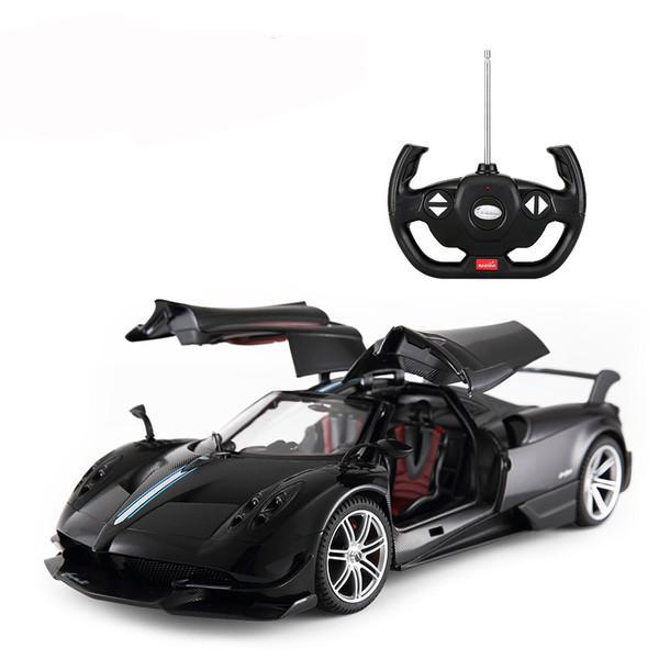 картинка Машина на р/у – Pagani Huayra BC, 1:14, черный от магазина Bebikam.ru