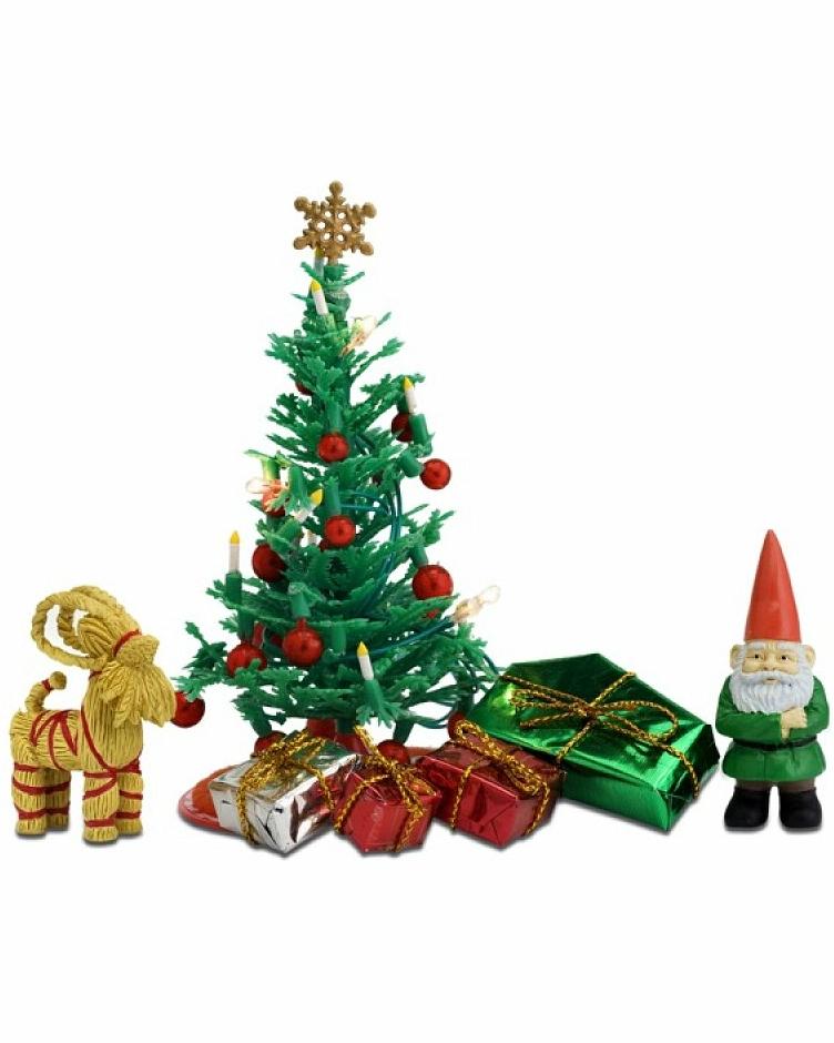 Аксессуары для домика Смоланд - Елка с подаркамиКукольные домики<br>Аксессуары для домика Смоланд - Елка с подарками<br>