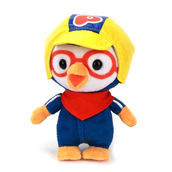 Мягкая игрушка – пингвиненок Пороро, озвученный, 18 см.Говорящие игрушки<br>Мягкая игрушка – пингвиненок Пороро, озвученный, 18 см.<br>