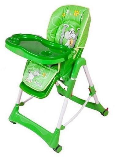 Купить Стульчик для кормления Piero Fabula Horse, зеленый, Jetem