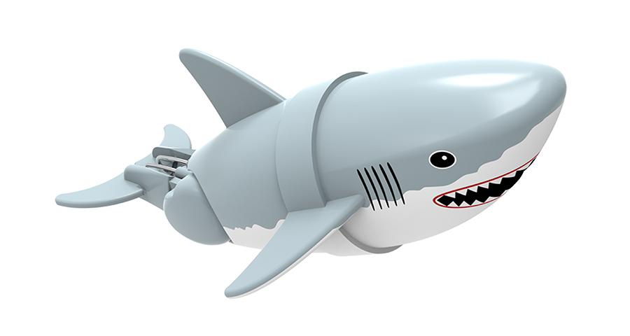Игрушка для ванной  Акула-акробат Джабон - Игрушки для ванной, артикул: 99586