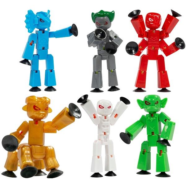 Купить Игрушка из серии Stikbot – Монстр, 6 видов, Zing
