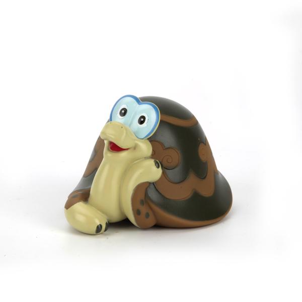 Купить со скидкой Фигурка для ванной - Черепаха