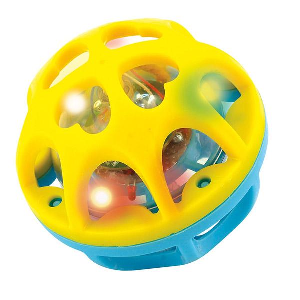 Сверкающий мячРазвивающие игрушки PlayGo<br>Сверкающий мяч<br>