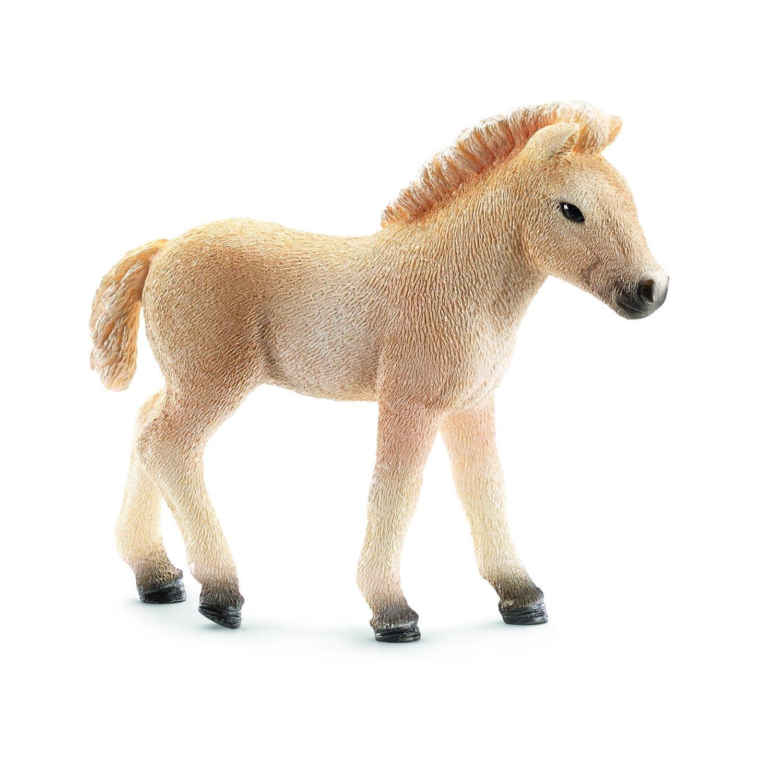 Игровая фигурка – Жеребец Фиордской лошади, 7,6 смНа ферме (Farm life)<br>Игровая фигурка – Жеребец Фиордской лошади, 7,6 см<br>
