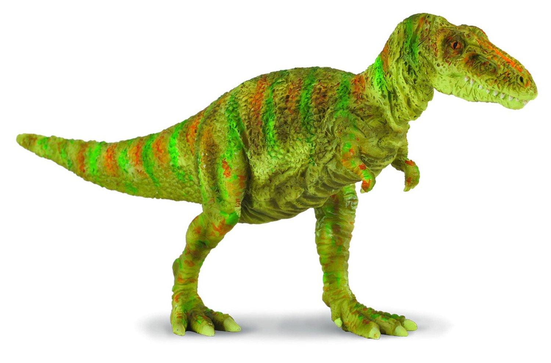 Фигурка динозавра – Тарбозавр, размер LЖизнь динозавров (Prehistoric)<br>Фигурка динозавра – Тарбозавр, размер L<br>