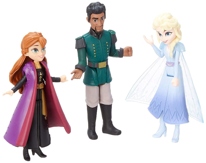 Купить Куклы из серии Disney Princess Холодное сердце 2 Делюкс – Путешествия, Hasbro