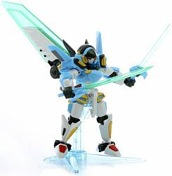 LBX IKAROS FORCE. Икар Мощь, конструктор-трансформер (LBX, 84863) - миниатюра