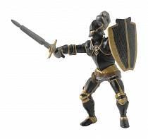 Фигурка Черный рыцарь в доспехах (Papo, 39275)