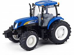 Трактор New Holland T7.270 (Tomy, 43156st) - миниатюра