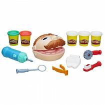 Play-Doh. Пластилин Мистер Зубастик <em>наборы для вышивания для малышей</em> (Hasbro, b5520)