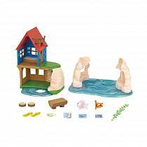 "Набор ""Домик на рифе"" из серии «Sylvanian Families» (Epoch, 5229st)"