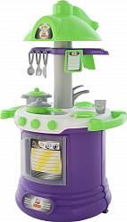 Игровая кухня Baby Glo №2, в пакете (Полесье, п-57037)