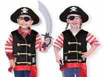 """Костюм """"Пират"""" (Melissa&Doug, 4848_md)"""