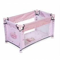 DeCuevas Манеж-кроватка для куклы - Мария, 50 см (DeCuevas, 50017)