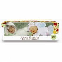 """Anne Geddes детки в двойной упаковке - Кролики и эльфы, 9"""" (Unimax, 579539_md)"""