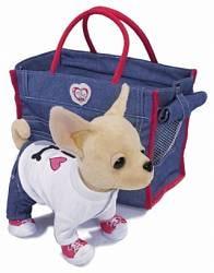 Чихуахуа в джинсовой сумочке (Simba, 5894128)