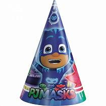 Колпачок PJ Masks, 6 штук (Росмэн, 33806ros)