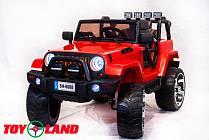 Электромобиль Jeep красный (ToyLand, SH 888К)