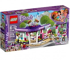 Конструктор Lego Friends - Арт-кафе Эммы (Lego, 41336-L)
