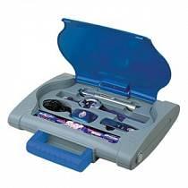 Кейс шпиона 4 в 1: диктофон, подслушивающее устройство, подзорная труба, а также шпионские часы (Eastcolight, 9986)