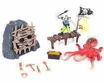 Набор: Пираты. Сражение с осьминогом (Chap Mei, 505203-2)