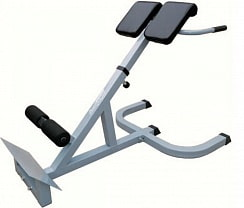 Скамейка гиперэкстензия - Body Gym 45 Dgree hyperextension (HouseFit, F0000009647)