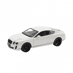 Модель машины Bentley Continental Supersports, 1:24 (Welly, 24018)