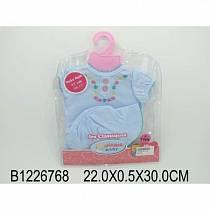 Комплект одежды для куклы, футболка и шляпа (Baby Dolls, B1226768sim)