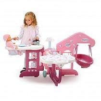 Игровой набор для пупса Baby Nurse (Smoby, 24018)