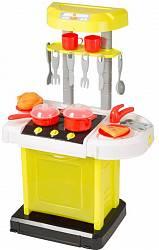 Кухня электронная портативная Smart со звуковыми эффектами с аксессуарами (Halsall Toys International, 1684082.00)