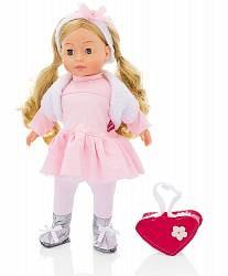 Интерактивная кукла Bambolina Molly с аксессуарами, 50 слов, 40 см (Dimian, BD1386RU-M37)
