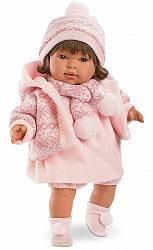 Кукла Карла, озвученная, 42 см. (Llorens Juan S.L., L 42130veg)