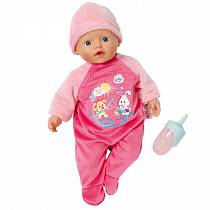 Кукла быстросохнущая My Little Baby Born, 32 см. (Zapf Creation, 822-500)