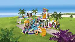 LEGO Friends. Летний бассейн (LEGO, 41313-L)  - миниатюра