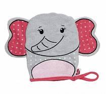 Кукла марионетка - Плюшевый слон из серии Время купаться, 21 см (Adora inc, 20253012_md)