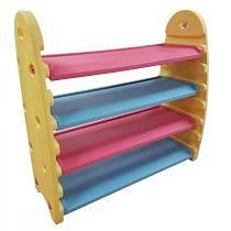 Многофункциональная полка для игрушек и книг (King Kids, KK_MF1400)