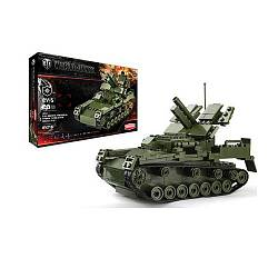 Конструктор World of Tanks СУ-5, 273 детали (Zormaer, 65216) - миниатюра