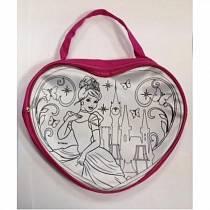 Набор для творчества – сумочка для росписи Принцессы Дисней (Multiart, ST-021-PRsim)