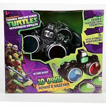 3D- очки ночного видения «Черепашки-ниндзя» с подсветкой и 3D- картинками (Играем вместе, 9819sim)