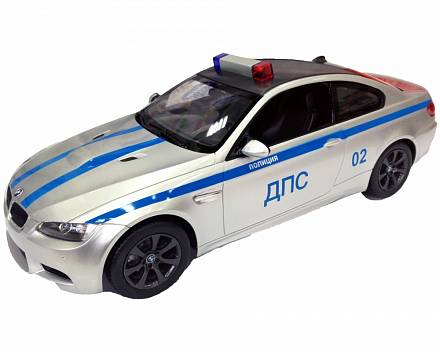 BMW M3 Police, масштаб 1:14