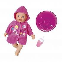 Кукла My Little Baby Born, быстросохнущая с горшком и бутылочкой, 32 см (Zapf Creation, 823-460)