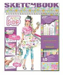 Альбом дизайнера Candy pop (Style Me Up, 1424st)